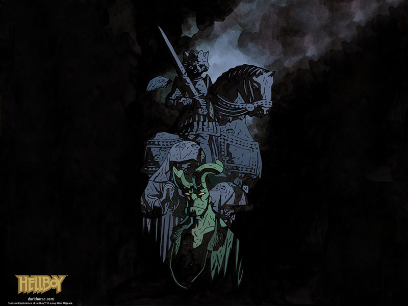 Mike Mignola Be Random Be Clear