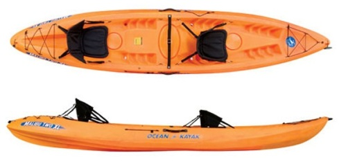 this kayak, but without the seats (wtf would you do with those?)