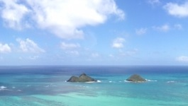 my shot of the Mokuluas from a pillbox